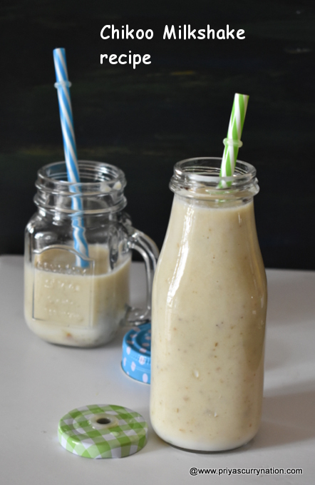 PCN-chickoo-shake-recipe