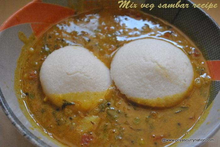 Sambar-recipes