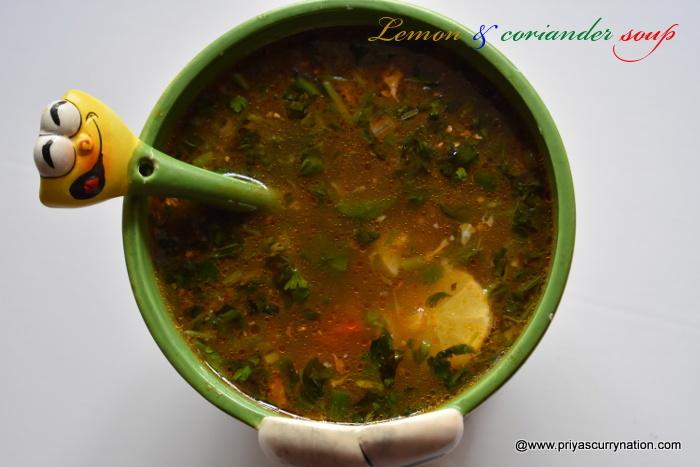 thai-lemon-coriander-soup