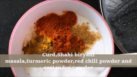 how to make veg dum biryani