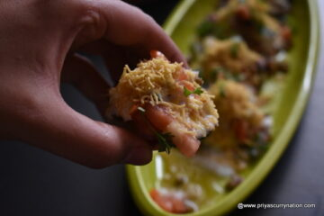 Papdi-chaat-priyascurrynation