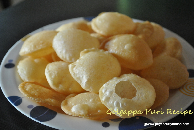 Golgappa-puri-priyascurrynation