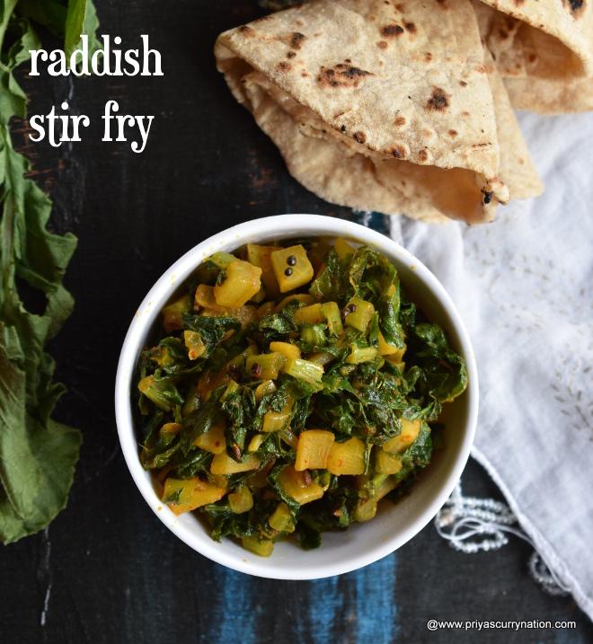 radish-stirfry-priyascurrynation