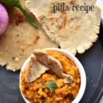 Maharashtra pitla recipe